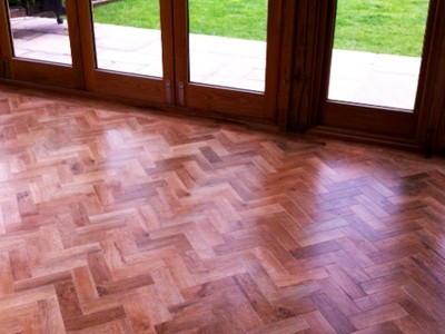 Karndean 'Art Select' Parquet