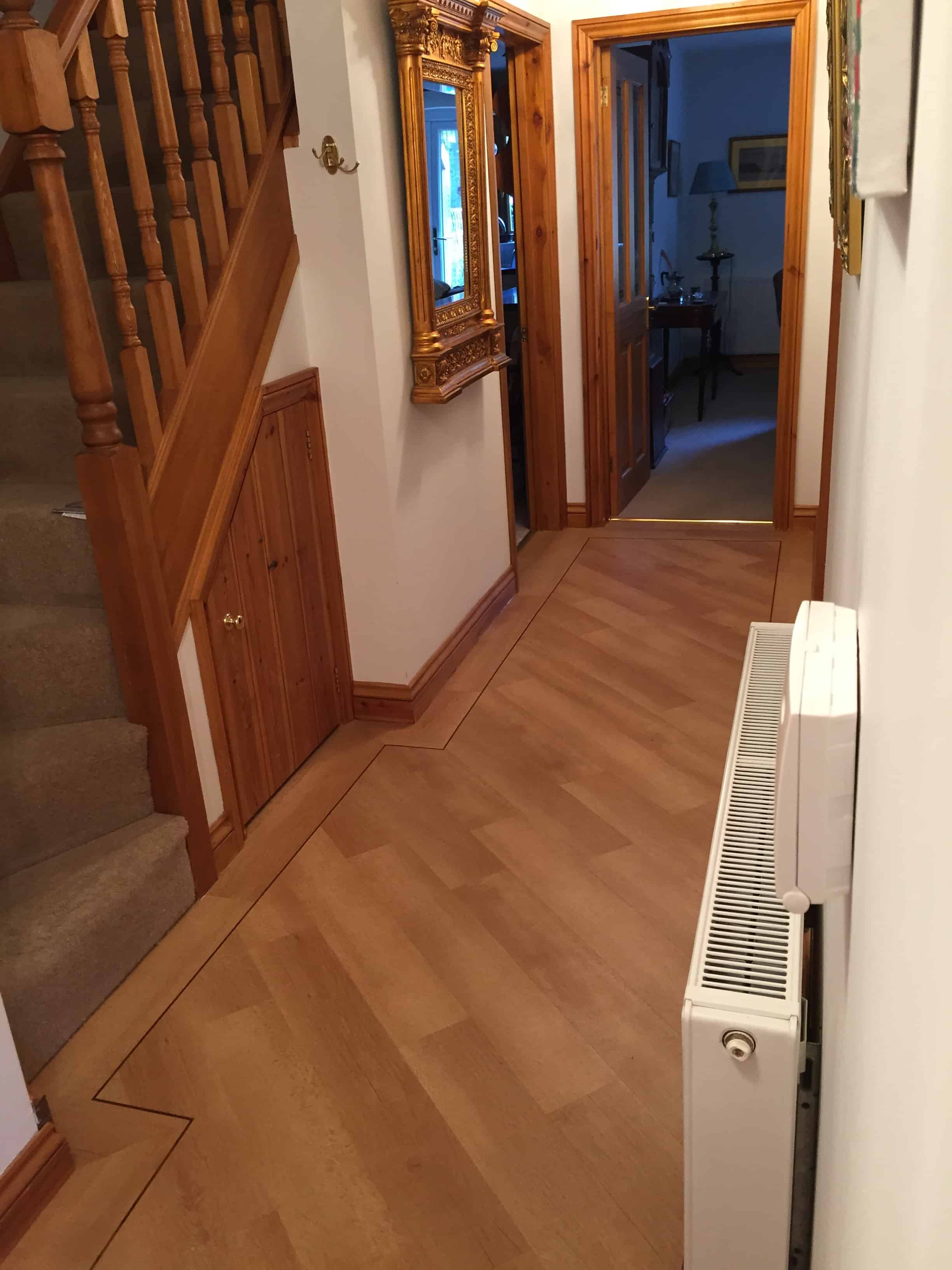 carpet floors the hallway bristol tough floor karndean barn flooring in
